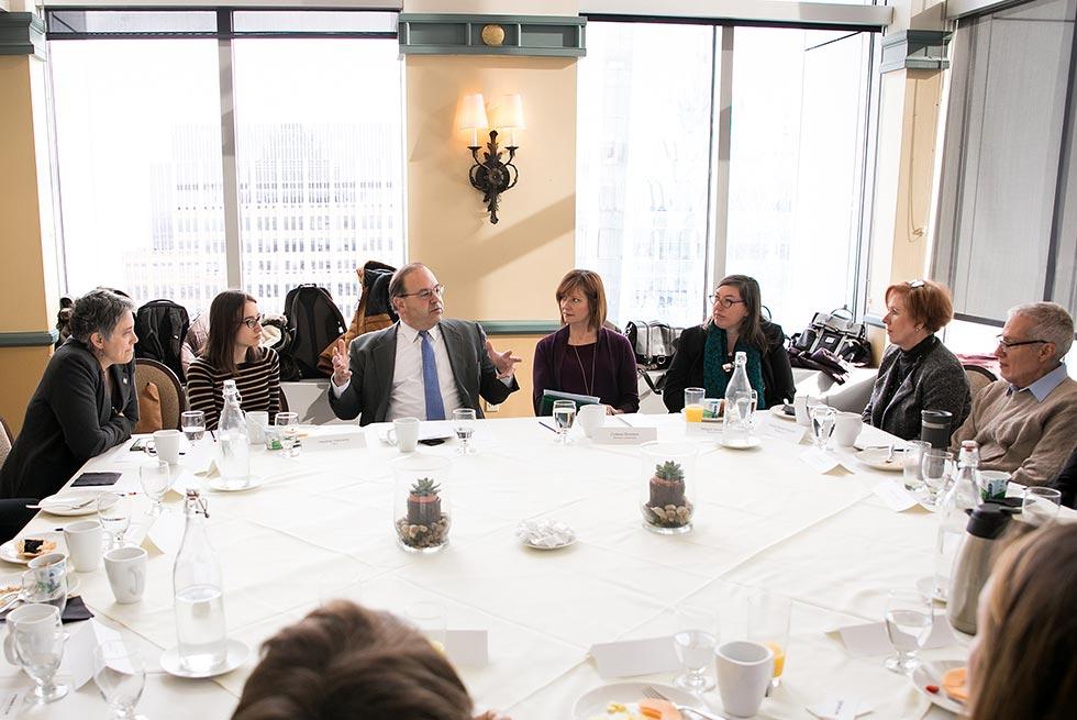 entrepreneurs' roundtable